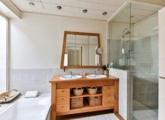 Szyba kabiny prysznicowej