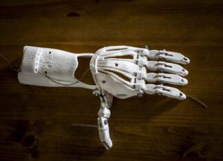Protezy bioniczne kończyn