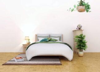 Łóżko do sypialni